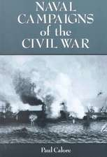 Naval Campaigns of the Civil War