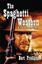 The Spaghetti Western: