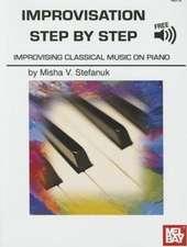 Improvisation Step by Step:  Variation in Traditional Irish Dance Music