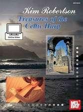 Kim Robertson: Robertson, Kim - Treasures of the Celtic Harp