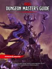 Dungeon Master's Guide:  Fantasy Roleplaying Game Starter Set