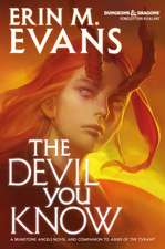 The Devil You Know (forgotten Realms)