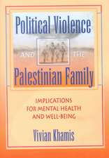 Political Violence and the Palestinian Family