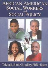 African-American Social Workers and Social Policy