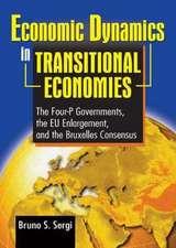 Economic Dynamics in Transitional Economies