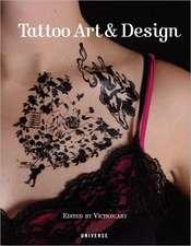 Tattoo Art & Design