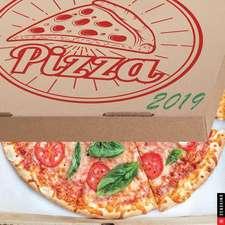 Pizza! 2019 Wall Calendar