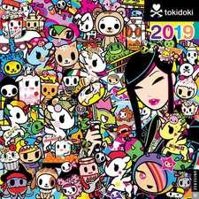 Tokidoki 2019 Wall Calendar