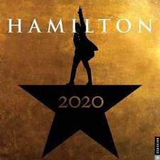 Hamilton: An American Musical - Ein amerikanisches Musical 2020 - 18-Monatskalender