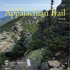 The Appalachian Trail 2022 Wall Calendar