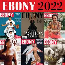 Ebony 2022 Wall Calendar