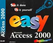 Easy Access 2000