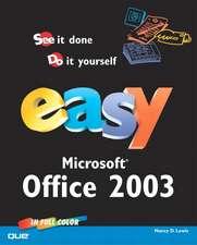 Easy Microsoft Office 2003