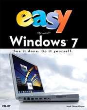 Easy Microsoft Windows 7, UK Edition