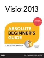 VISIO 2013 Absolute Beginner's Guide:  The Official Guide to Creating Your Own Video Games