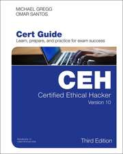 Certified Ethical Hacker (CEH) Version 10 Cert Guide, 3/e