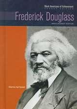 Frederick Douglass:  Abolitionist Editor