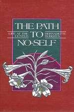 Path to No-Self