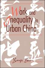 Work and Inequality Urb