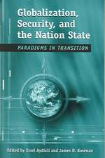 Globalization, Securities, and the Nation State