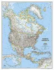 North America Classic, Enlarged &, Tubed