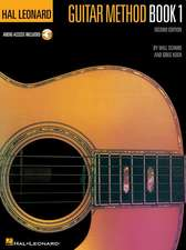 Hal Leonard Guitar Method: Book 1