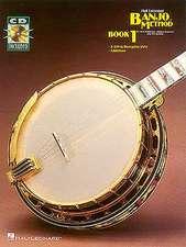 Hal Leonard Banjo Method - Book 1: For 5-String Banjo [With CD (Audio)]
