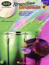 Brazilian Coordination for Drumset: Private Lessons Series [With CD (Audio)]