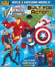 Marvel Avengers Assemble:  Ultra Build It