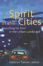 Spirit in the Cities:  Political Theology and American Indian Liberation