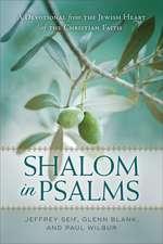 Shalom in Psalms