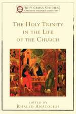 The Holy Trinity in the Life of the Church:  An Old Testament Theology of Humanity