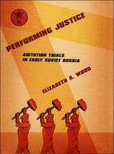 Performing Justice