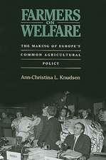 Farmers on Welfare