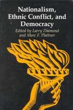 Nationalism, Ethnic Conflict and Democracy