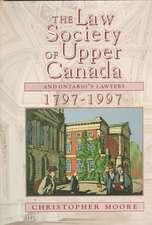 Law of Upper Canada & Ontarios