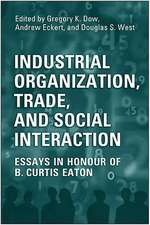 Industrial Organization, Trade, and Social Interaction