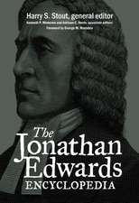 A Jonathan Edwards Encyclopedia