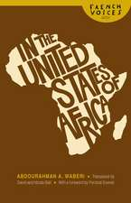 In the United States of Africa