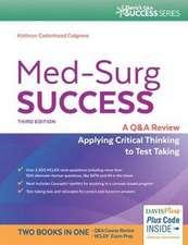 Med-Surg Success