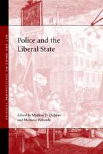 Police and the Liberal State