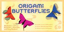 Origami Butterflies Kit: Kit Includes 2 Origami Books, 12 Fun Projects, 98 Origami Papers and Instructional DVD: Great for Both Kids and Adults