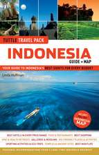 Indonesia Tuttle Travel Pack: Your Guide to Indonesia's Best Sights for Every Budget (Guide + Map)