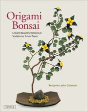 Origami Bonsai: Create Beautiful Botanical Sculptures From Paper: Origami Book with 14 Beautiful Projects and Instructional DVD Video