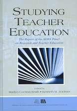 Cochran-Smith, M: Studying Teacher Education