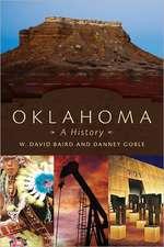 Oklahoma:  A History