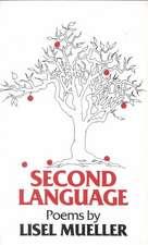 Second Language:  Poems