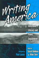 Writing America:  Classroom Literacy and Public Engagement