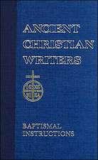 St. John Chrysostom, Baptismal Instructions