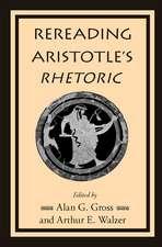 Rereading Aristotle's Rhetoric